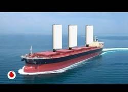Enlace a Los barcos del futuro volverán a ser veleros
