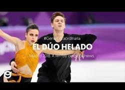 Enlace a Así trabajan los dos patinadores olímpicos españoles
