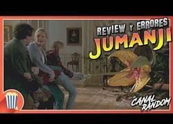 Enlace a Errores de Jumanji