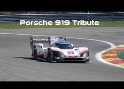 Enlace a El Porsche 919 Hybrid bate un récord en el mítico Spa-Francorchamps