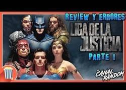 Enlace a Errores de películas La Liga de la Justicia Review Crítica y Resumen Justice League