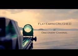 Enlace a Discovery Channel desmonta la teoría de que la Tierra es plana con este método