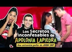 Enlace a Jordi ENP entrevista a una invitada especial que todos conocen: Apolonia Lapiedra