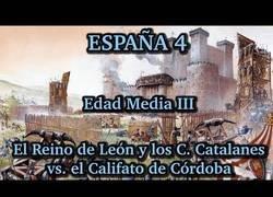 Enlace a ESPAÑA 4: Edad Media (3ª parte)