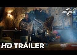Enlace a El espectacular tráiler de Jurassic World: El reino caído