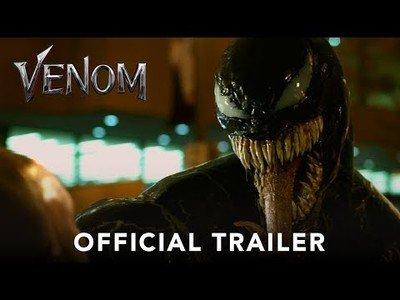 Ya tenemos el primer tráiler de Venom con Tom Hardy de protagonista
