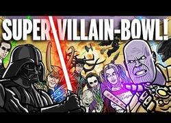 Enlace a Super Villain Bowl: La battle Royale de los villanos