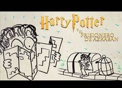 Enlace a Harry Potter en destripando la Historia