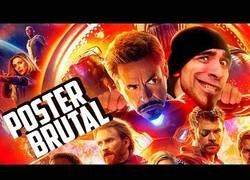 Enlace a Análisis del cartel de Vengadores: Infinity war