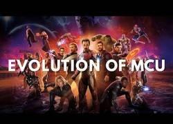 Enlace a La gran evolución cinematográfica de Marvel