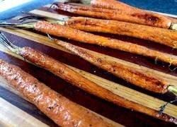 Enlace a Asando unas zanahorias para cocinarlas a otro nivel