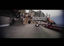 Enlace a Sale a la luz una grabación dando una vuelta al Grand Prix de Mónaco en 1962