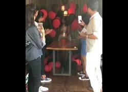 Enlace a Globos de helio + fiesta de cumpleaños + velas = FIESTA A TOPE