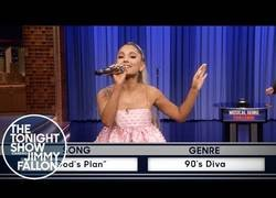 Enlace a Ariana Grande cambia de género canciones que todos conocemos