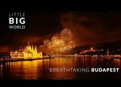 Enlace a Una visita épica por Budapest en un gran timelapse
