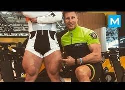 Enlace a Se llama Robert Förstemann y tiene unas piernas monstruosamente fuertes