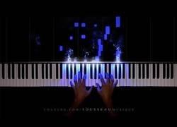 Enlace a En este piano observarás lo complejo que es tocar un tema clásico de Chopin
