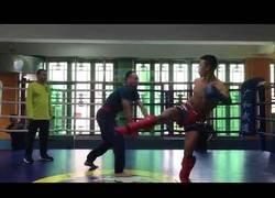 Enlace a Artes marciales tradicionales frente al Muay Thai