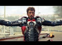 Enlace a Todos los trajes usados por Iron Man en sus películas