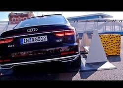 Enlace a El Audi A8 es el coche con más extras en un coche que hay en el mercado