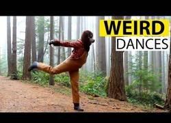 Enlace a Recopilatorio de bailes raros vistos por el mundo