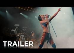 Enlace a El tráiler de la película de Freedy Mercury protagonizada por Rami Malek