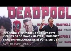 Enlace a Esto es lo que críticos están diciendo sobre 'Deadpool 2'