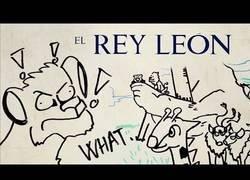 Enlace a Destripando la historia de El Rey León