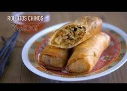 Enlace a Rollitos chinos de primera