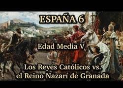 Enlace a Los Reyes Católicos contra el Reino de Granada