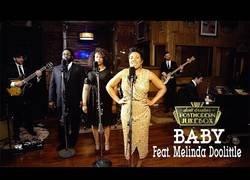 Enlace a Interpretan la canción 'Baby' de Justin Bieber con un estilo de los años 60