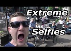 Enlace a Selfies épicos tras pegar un enorme eructo en público