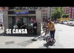 Enlace a El uso de la bicicleta en sitios públicos