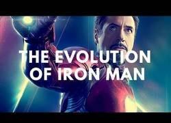 Enlace a La evolución a lo largo de la historia de Iron Man en televisión y cine