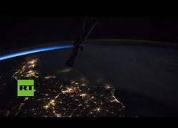 Enlace a Este satélite captó desde el espacio los relámpagos desde México a Nueva York