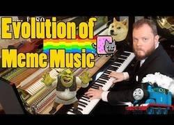 Enlace a La evolución de la música tocada a piano