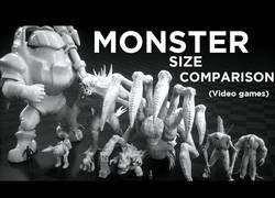 Enlace a Los monstruos con mayor altura de menor a mayor del mundo de los videojuegos