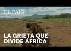 Enlace a La grieta que dividirá África