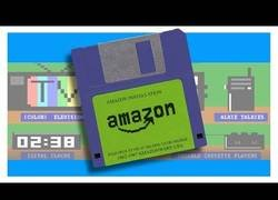 Enlace a Así sería Amazon con la tecnología de los años 80