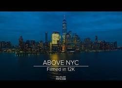 Enlace a Graban Nueva York en calidad 12k y es lo más impresionante que verán tus ojos en mucho tiempo