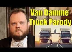Enlace a Parodia al anuncio de Van Damme