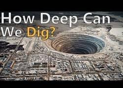 Enlace a ¿Cómo de profundo puede ser un agujero?