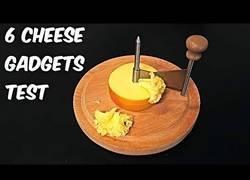 Enlace a 6 gadgets que te volverán muy loco para los amantes de los quesos