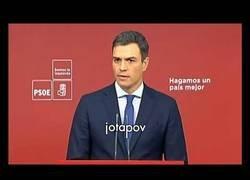 Enlace a La moción de censura del PSOE a Mariano Rajoy
