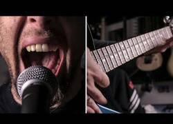 Enlace a Leo Moracchioli interpreta la mítica Smooth Criminal en versión Metal