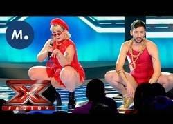 Enlace a Lapili y Jirafa Rey revolucionan el escenario de Factor X con su nuevo hit llamado Muslona