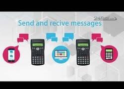 Enlace a Presentan una calculadora con opciones de SMS y acceso a internet