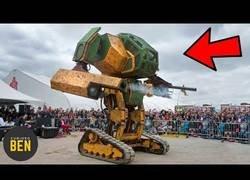 Enlace a MegaBot en acción