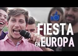 Enlace a Fiesta en Europa