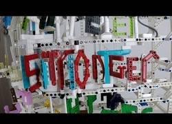 Enlace a Daft Lego con una creatividad increíble